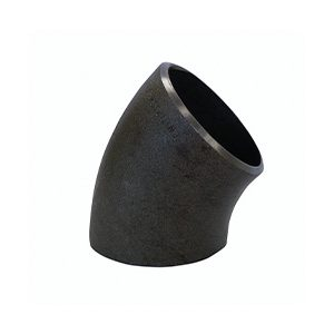 Heavy Long Radius 45° Weld Elbows