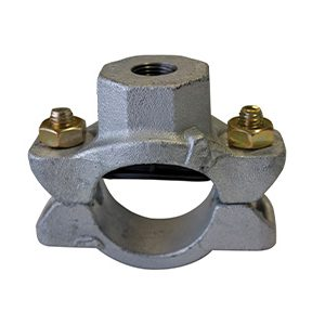 Mechanical Tees BSPT, Style 920 920N - Galvanised