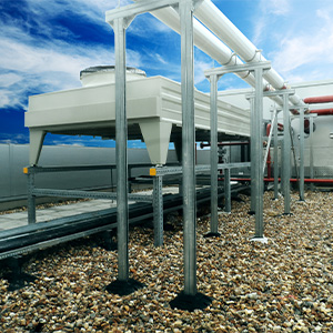 Rooftop Supports & Frames Products