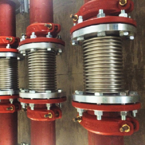 Thermal Expansion & Antivibration Products