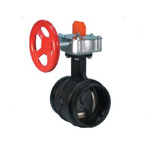 FireLock Butterfly Valves, Series 705 - Ductile Iron