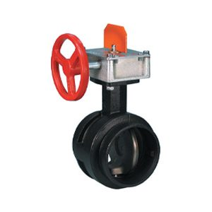 FireLock High Pressure Butterfly Valves, Series 765 - Ductile Iron