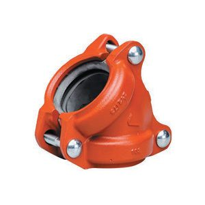 FireLock Installation Ready 45° Elbows, Style 102 - Red
