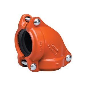 FireLock Installation Ready 90° Elbows, Style 101 - Red